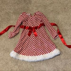 Bonnie Jean Christmas Dress!